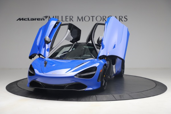 Used 2020 McLaren 720S Performace for sale $334,990 at Maserati of Greenwich in Greenwich CT 06830 13