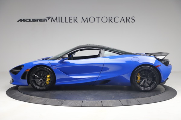 Used 2020 McLaren 720S Performance for sale $329,900 at Maserati of Greenwich in Greenwich CT 06830 2