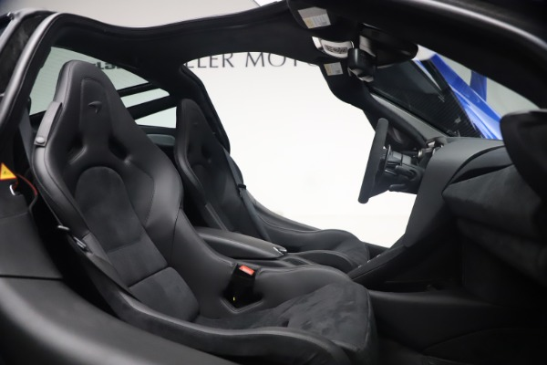 Used 2020 McLaren 720S Performance for sale $329,900 at Maserati of Greenwich in Greenwich CT 06830 27