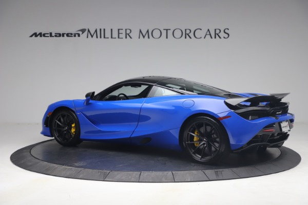 Used 2020 McLaren 720S Performance for sale $329,900 at Maserati of Greenwich in Greenwich CT 06830 3
