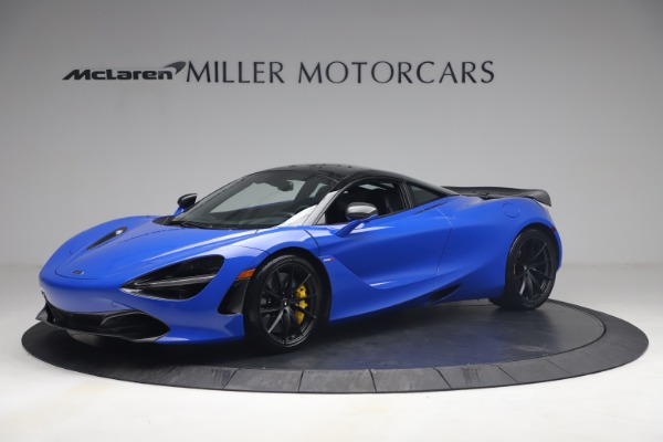 Used 2020 McLaren 720S Performace for sale $334,990 at Maserati of Greenwich in Greenwich CT 06830 1