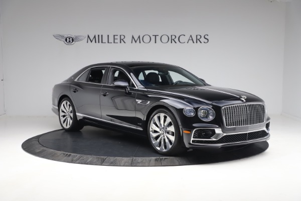 New 2020 Bentley Flying Spur W12 1st Edition for sale $276,070 at Maserati of Greenwich in Greenwich CT 06830 11