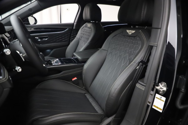 New 2020 Bentley Flying Spur W12 1st Edition for sale $276,070 at Maserati of Greenwich in Greenwich CT 06830 18