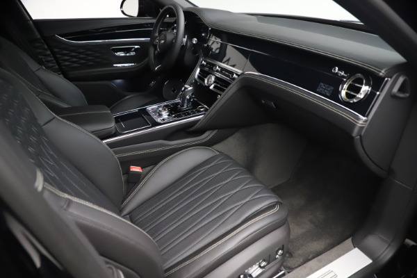 New 2020 Bentley Flying Spur W12 1st Edition for sale $276,070 at Maserati of Greenwich in Greenwich CT 06830 20
