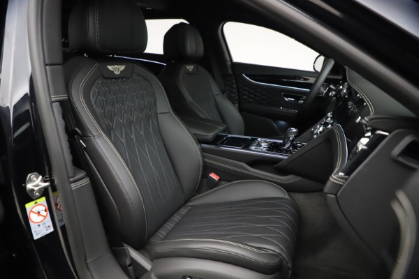 New 2020 Bentley Flying Spur W12 1st Edition for sale $276,070 at Maserati of Greenwich in Greenwich CT 06830 22