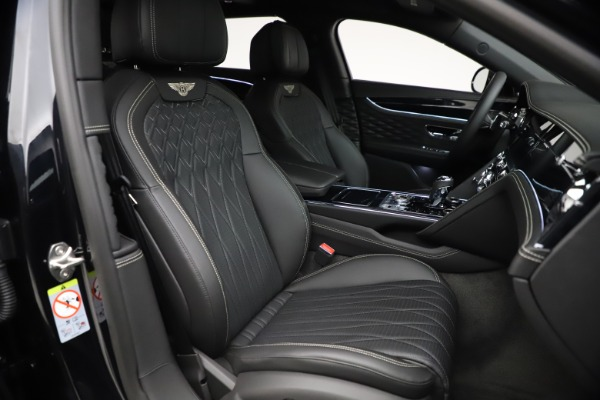 New 2020 Bentley Flying Spur W12 1st Edition for sale $276,070 at Maserati of Greenwich in Greenwich CT 06830 23