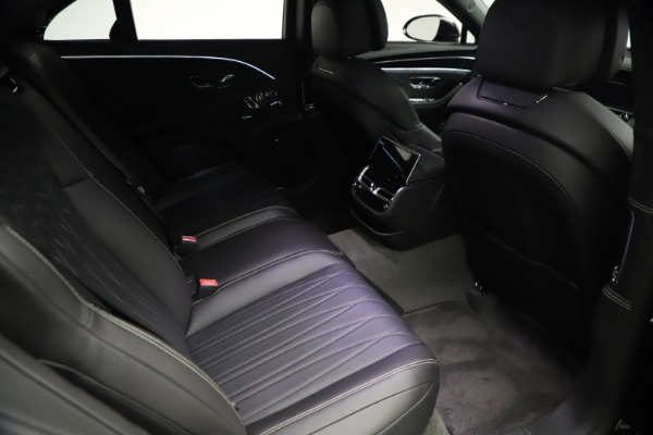 Used 2020 Bentley Flying Spur W12 First Edition for sale Sold at Maserati of Greenwich in Greenwich CT 06830 25