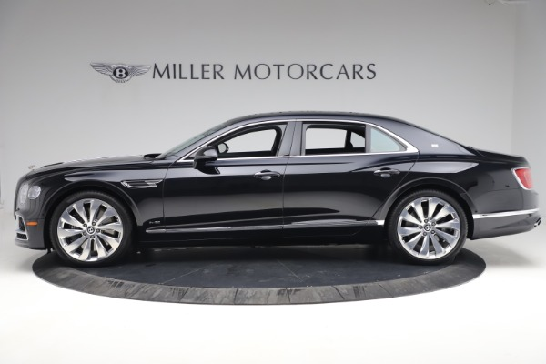 New 2020 Bentley Flying Spur W12 1st Edition for sale $276,070 at Maserati of Greenwich in Greenwich CT 06830 3