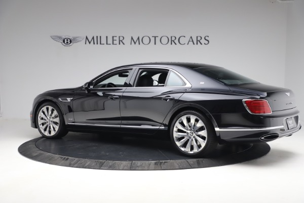 New 2020 Bentley Flying Spur W12 1st Edition for sale $276,070 at Maserati of Greenwich in Greenwich CT 06830 4