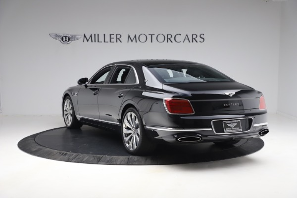 New 2020 Bentley Flying Spur W12 1st Edition for sale $276,070 at Maserati of Greenwich in Greenwich CT 06830 5