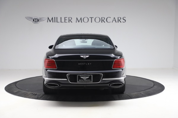 New 2020 Bentley Flying Spur W12 1st Edition for sale $276,070 at Maserati of Greenwich in Greenwich CT 06830 6
