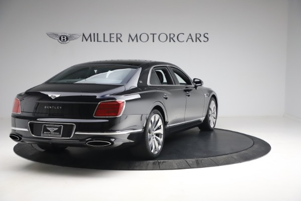New 2020 Bentley Flying Spur W12 1st Edition for sale $276,070 at Maserati of Greenwich in Greenwich CT 06830 7