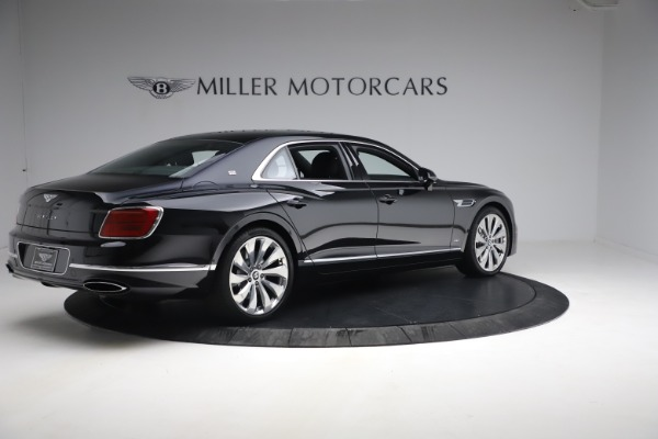 New 2020 Bentley Flying Spur W12 1st Edition for sale $276,070 at Maserati of Greenwich in Greenwich CT 06830 8
