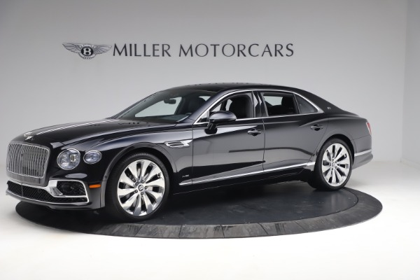 New 2020 Bentley Flying Spur W12 1st Edition for sale $276,070 at Maserati of Greenwich in Greenwich CT 06830 1