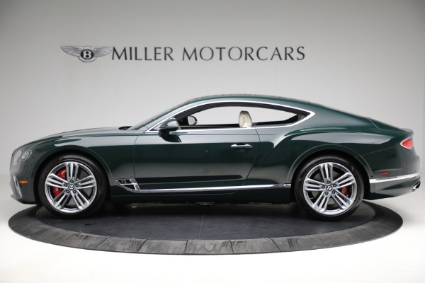 New 2020 Bentley Continental GT W12 for sale $264,255 at Maserati of Greenwich in Greenwich CT 06830 2