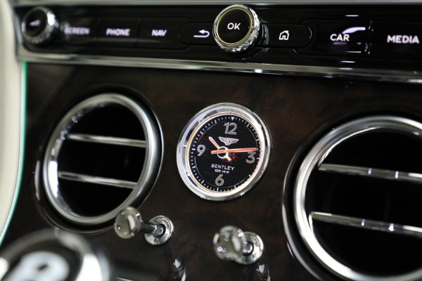 Used 2020 Bentley Continental GT W12 for sale Call for price at Maserati of Greenwich in Greenwich CT 06830 27