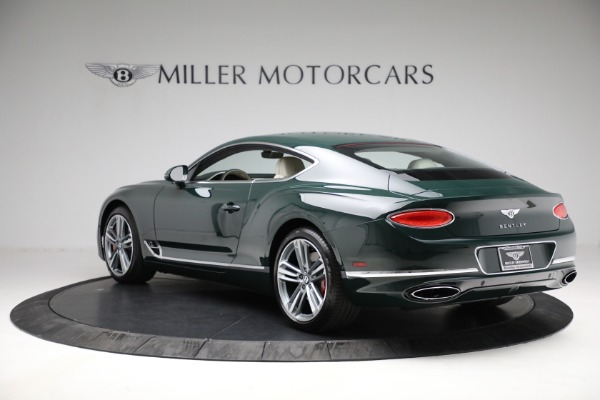 New 2020 Bentley Continental GT W12 for sale $264,255 at Maserati of Greenwich in Greenwich CT 06830 4