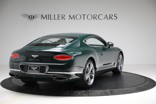 New 2020 Bentley Continental GT W12 for sale $264,255 at Maserati of Greenwich in Greenwich CT 06830 6