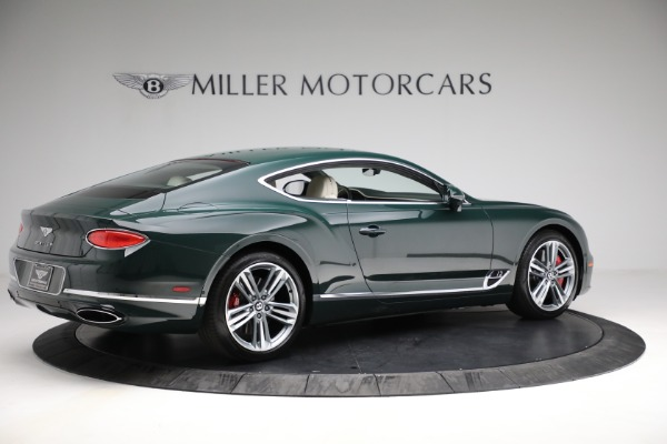 New 2020 Bentley Continental GT W12 for sale $264,255 at Maserati of Greenwich in Greenwich CT 06830 7