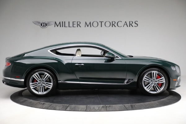 New 2020 Bentley Continental GT W12 for sale $264,255 at Maserati of Greenwich in Greenwich CT 06830 8