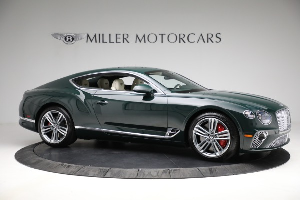 New 2020 Bentley Continental GT W12 for sale $264,255 at Maserati of Greenwich in Greenwich CT 06830 9