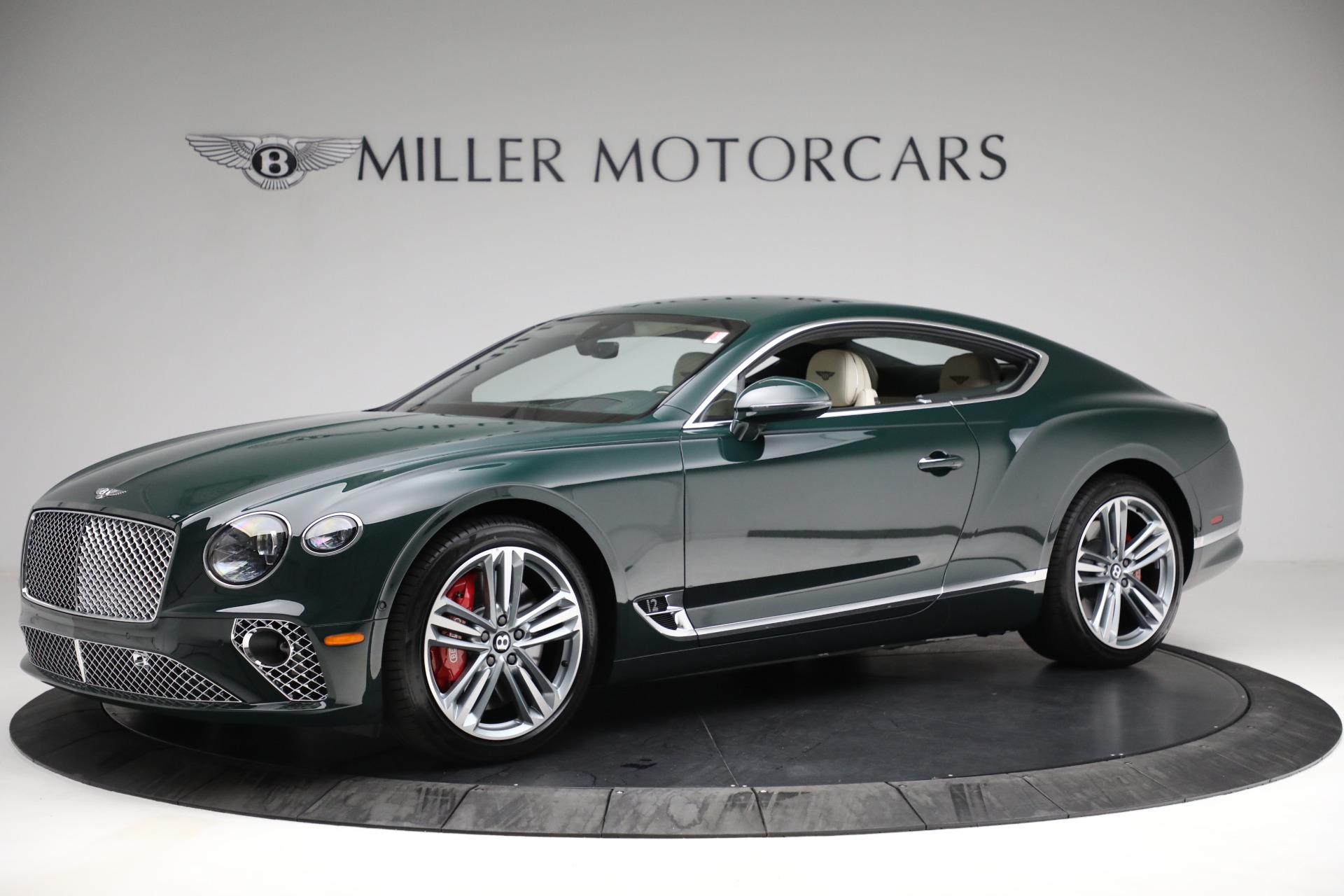 New 2020 Bentley Continental GT W12 for sale $264,255 at Maserati of Greenwich in Greenwich CT 06830 1