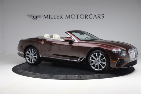 New 2020 Bentley Continental GT V8 for sale $269,605 at Maserati of Greenwich in Greenwich CT 06830 10