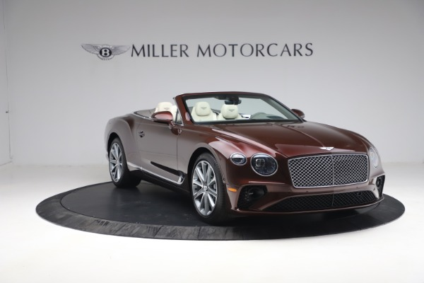 New 2020 Bentley Continental GT V8 for sale $269,605 at Maserati of Greenwich in Greenwich CT 06830 11