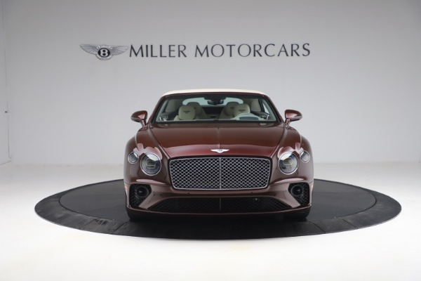 New 2020 Bentley Continental GT V8 for sale $269,605 at Maserati of Greenwich in Greenwich CT 06830 12