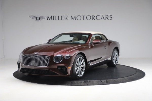New 2020 Bentley Continental GT V8 for sale $269,605 at Maserati of Greenwich in Greenwich CT 06830 13