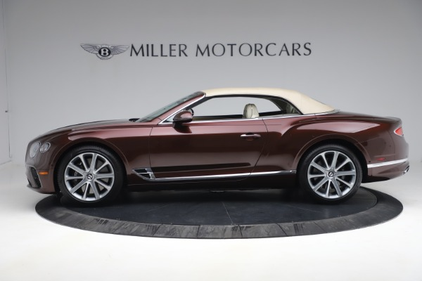 New 2020 Bentley Continental GT V8 for sale $269,605 at Maserati of Greenwich in Greenwich CT 06830 14