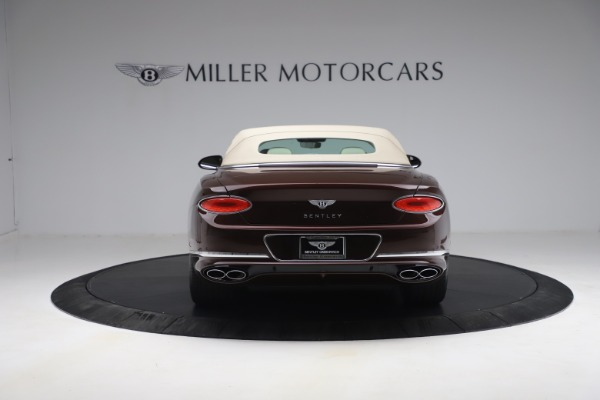 New 2020 Bentley Continental GT V8 for sale $269,605 at Maserati of Greenwich in Greenwich CT 06830 16