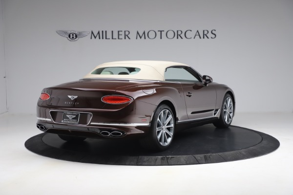 New 2020 Bentley Continental GT V8 for sale $269,605 at Maserati of Greenwich in Greenwich CT 06830 17