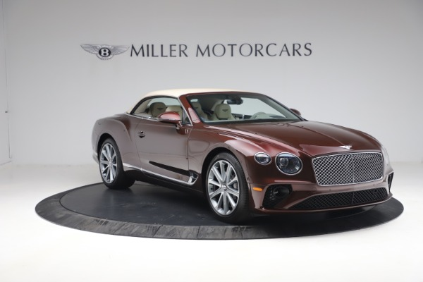 New 2020 Bentley Continental GT V8 for sale $269,605 at Maserati of Greenwich in Greenwich CT 06830 19