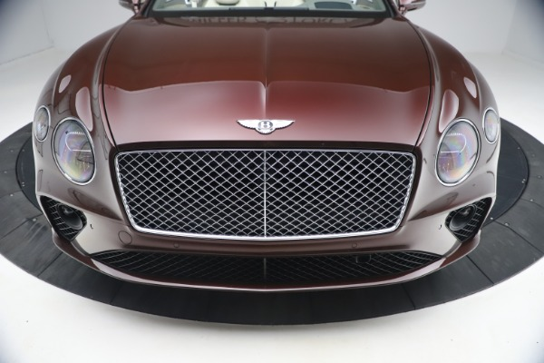 New 2020 Bentley Continental GT V8 for sale $269,605 at Maserati of Greenwich in Greenwich CT 06830 21