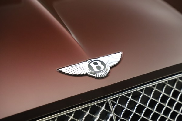 New 2020 Bentley Continental GT V8 for sale $269,605 at Maserati of Greenwich in Greenwich CT 06830 22