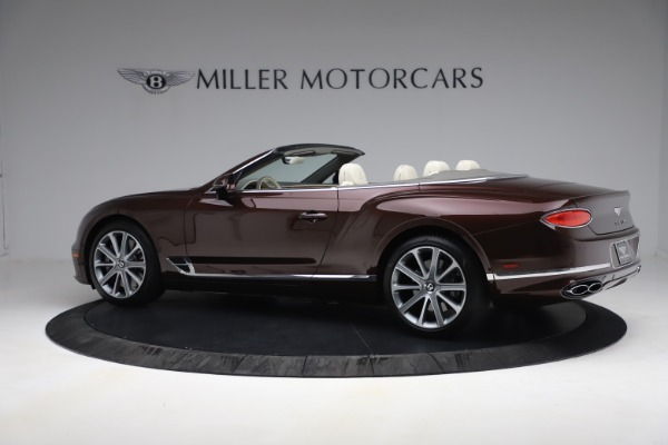 New 2020 Bentley Continental GT V8 for sale $269,605 at Maserati of Greenwich in Greenwich CT 06830 4