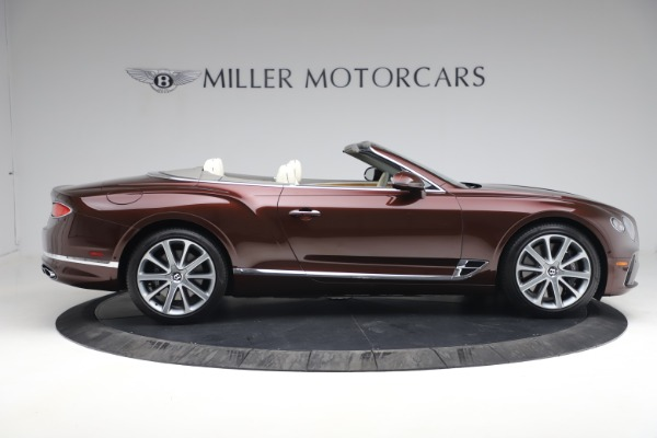 New 2020 Bentley Continental GT V8 for sale $269,605 at Maserati of Greenwich in Greenwich CT 06830 9