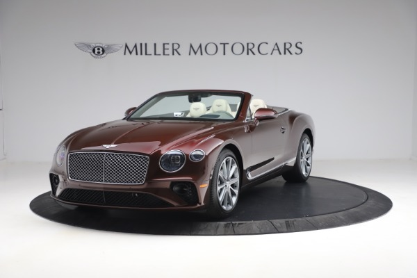 Used 2020 Bentley Continental GT V8 for sale Call for price at Maserati of Greenwich in Greenwich CT 06830 1