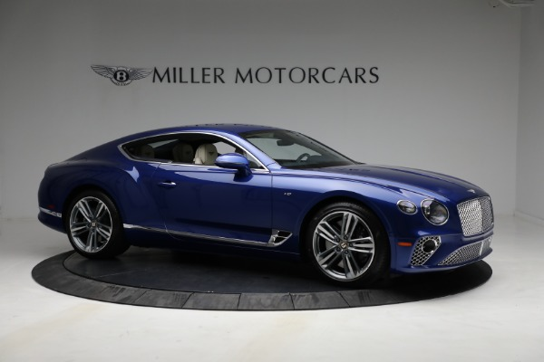 New 2020 Bentley Continental GT V8 for sale $255,080 at Maserati of Greenwich in Greenwich CT 06830 10