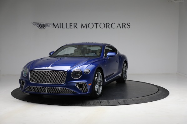 New 2020 Bentley Continental GT V8 for sale $255,080 at Maserati of Greenwich in Greenwich CT 06830 2