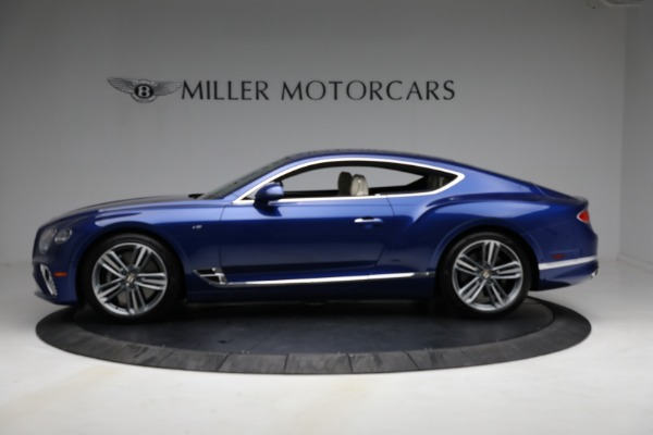 New 2020 Bentley Continental GT V8 for sale $255,080 at Maserati of Greenwich in Greenwich CT 06830 3