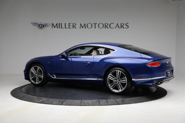 New 2020 Bentley Continental GT V8 for sale $255,080 at Maserati of Greenwich in Greenwich CT 06830 4