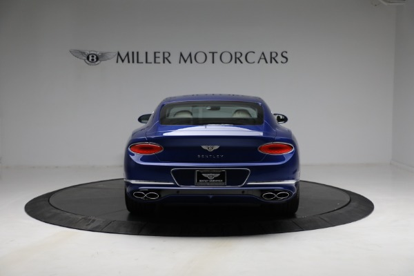 New 2020 Bentley Continental GT V8 for sale $255,080 at Maserati of Greenwich in Greenwich CT 06830 6