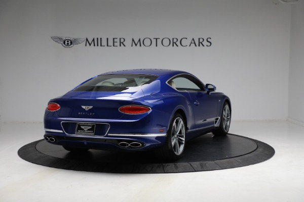 New 2020 Bentley Continental GT V8 for sale $255,080 at Maserati of Greenwich in Greenwich CT 06830 7