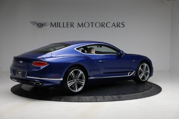 New 2020 Bentley Continental GT V8 for sale $255,080 at Maserati of Greenwich in Greenwich CT 06830 8