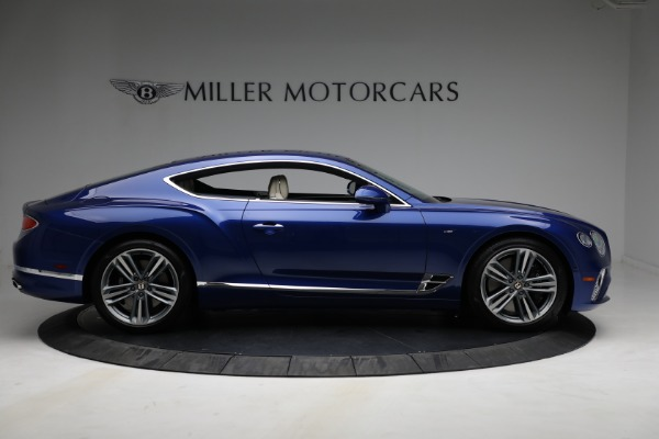 New 2020 Bentley Continental GT V8 for sale $255,080 at Maserati of Greenwich in Greenwich CT 06830 9