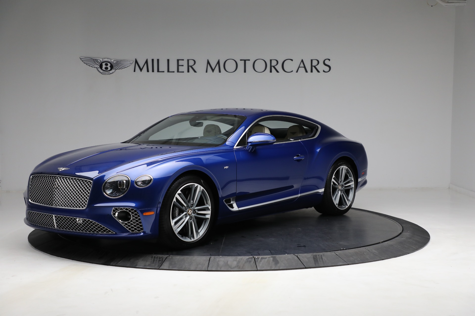 New 2020 Bentley Continental GT V8 for sale $255,080 at Maserati of Greenwich in Greenwich CT 06830 1