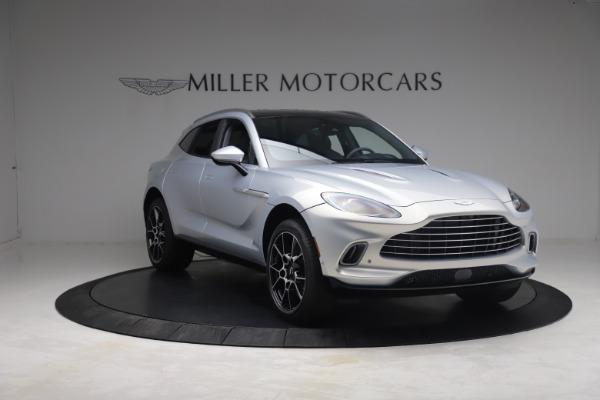 New 2021 Aston Martin DBX for sale $210,786 at Maserati of Greenwich in Greenwich CT 06830 10