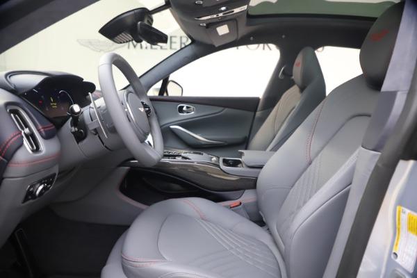 New 2021 Aston Martin DBX for sale $210,786 at Maserati of Greenwich in Greenwich CT 06830 12
